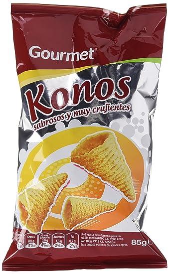 Cono gourmet maiz 85g