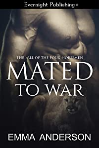 Mated to War (The Fall of the Four Horsemen Book 3)