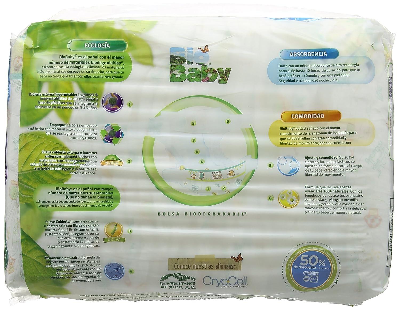 The Water Filter Men del tamaño de la de fotos de bebé paquete de 6 Biodegradable pañales de - 34: Amazon.es: Salud y cuidado personal