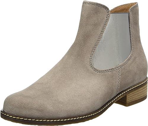 Gabor Damen Comfort Chelsea Boots