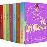 Disordered: The Complete Case Files of Dr. Matilda Schmidt, Paranormal Psychologist (The Case Files of Dr. Matilda Schmidt, Paranormal Psychologist Book 8)