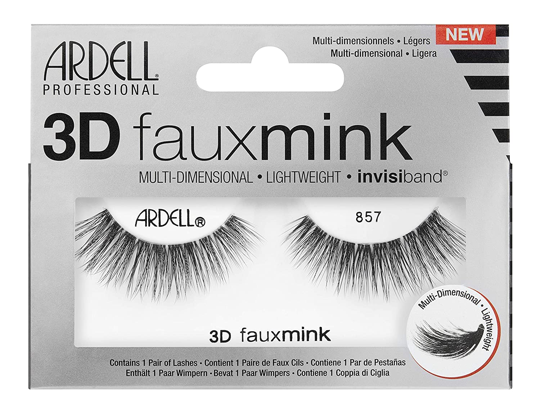 43f5ffdbd80 Amazon.com : Ardell 3D Faux Mink Lashes 357 : Beauty