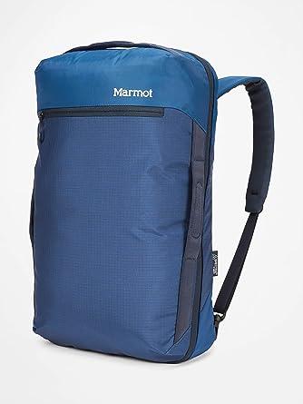 Marmot V10 Pack Mochila De Escalada Ligera, Daypack, Mochila De Viaje, Ideal para Trekking Y Deporte, Unisex Adulto, Estate Blue/Total Eclipse, 24 L