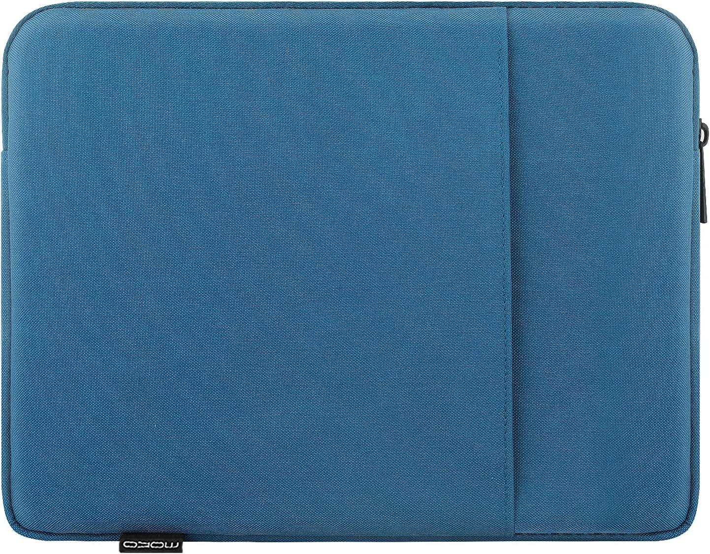 MoKo 11 Inch Tablet Sleeve Bag Carrying Case Fits iPad Pro 11 2021/2020/2018, iPad 8th 7th Generation 10.2, iPad Air 4 10.9, iPad Air 3 10.5, iPad 9.7, Galaxy Tab A 10.1/Tab S6 Lite Fit Smart Keyboard