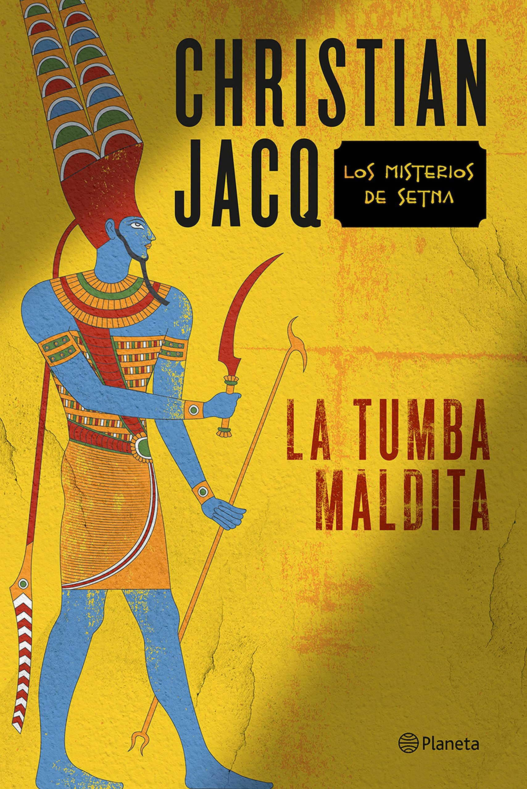 La tumba maldita (Planeta Internacional): Amazon.es: Jacq, Christian, Camargo, Juan: Libros