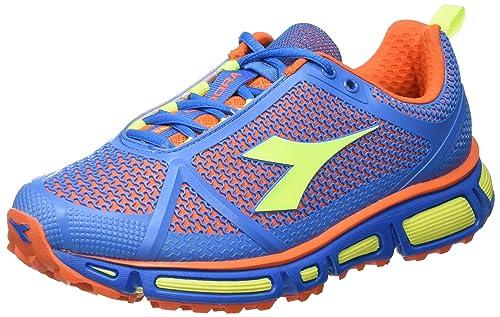 Diadora Trail Trek - Carrera de competición Hombre: Amazon.es: Zapatos y complementos