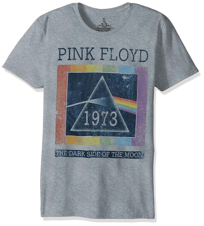 971d76ed98d9 Pink Floyd Men's Dark Side Of The Moon 1973 Graphic Tee 80%OFF