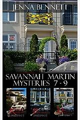 Savannah Martin Mysteries Box Set 7-9: Kickout Clause, Past Due, Dirty Deeds