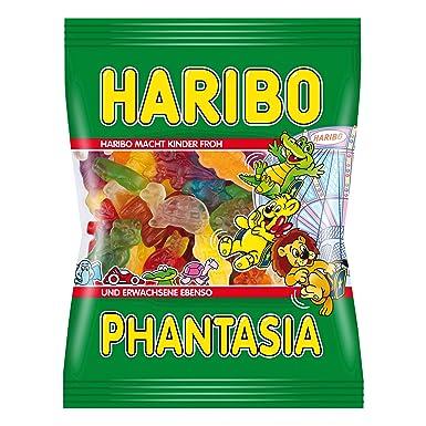 Haribo Phantasia, Fantasia, Gomitas de Fruta, Gominolas ...