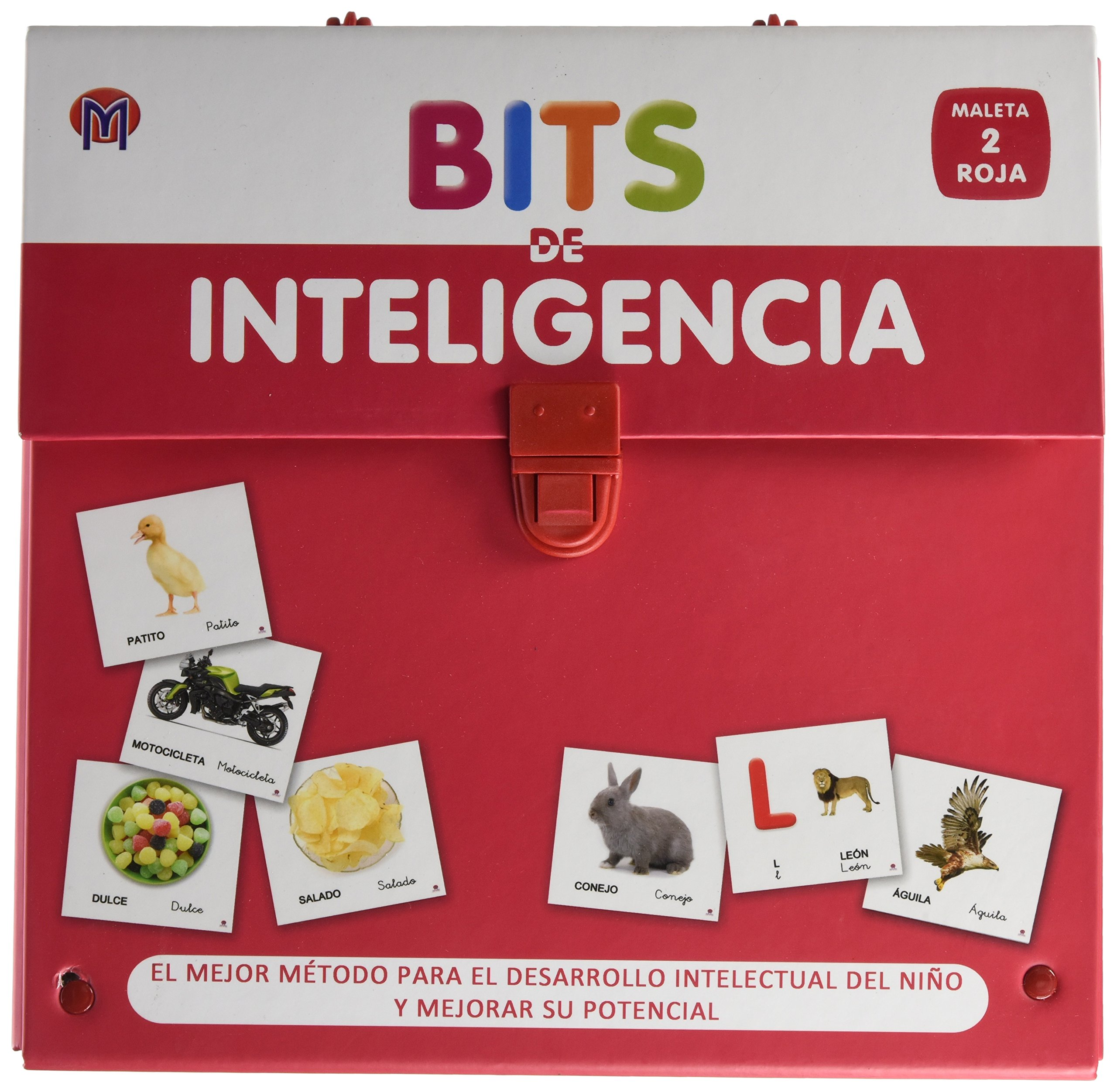 BITS DE INTELIGENCIA (MALETA 2 ROJA) (Spanish)