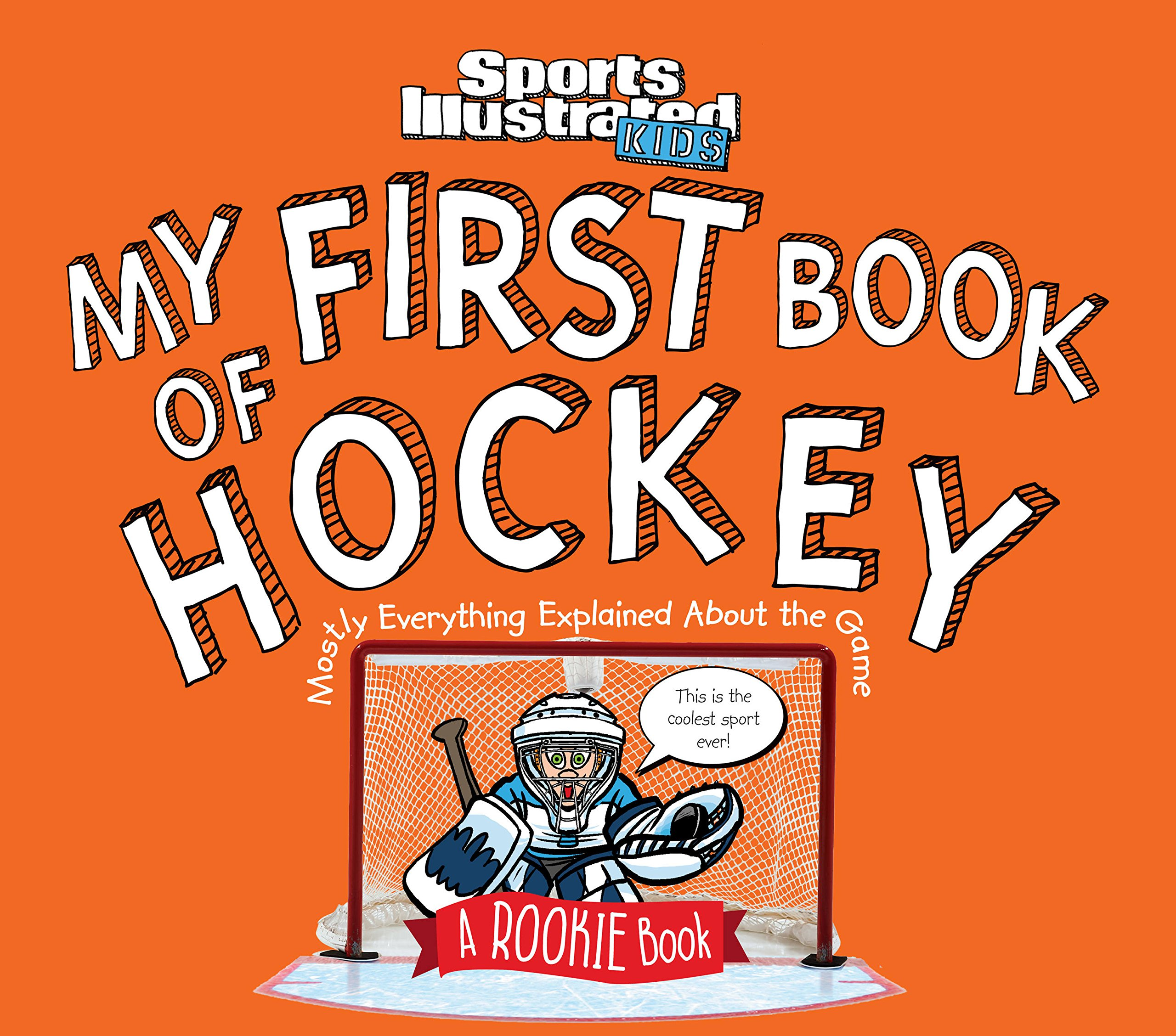 My First Book of Hockey: A Rookie Book pdf