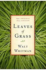 Leaves of Grass: The Original 1855 Edition (Illustrated) Kindle Edition