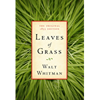 Leaves of Grass: The Original 1855 Edition (Illustrated) (English Edition)