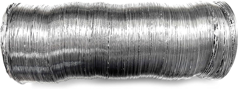 10m Abluftschlauch PVC weiß  Ø102mm 2,51€//m