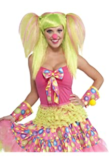 Forum Novelties Womens Circus Sweetie Costume Wig