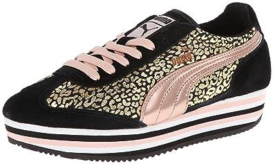 9b14f004df61 Puma SF77 Platform Rose Gold Women s Sneaker (US 6.5