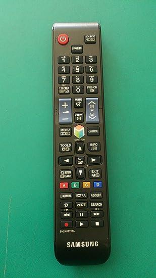 Mando a distancia original Samsung BN59–01198A BN5901198A: Amazon.es: Electrónica