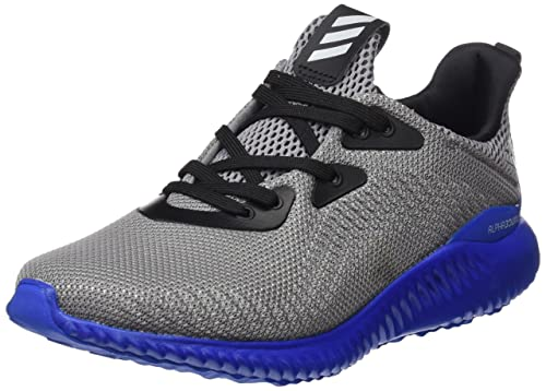adffaa35b4017 Adidas Unisex Alphabounce J Grey