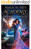 Magical Arts Academy 3: Unexpected Agents