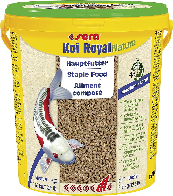 Sera 7130 Koi Royal Large 9.1 lb 21L Pet Food, One Size