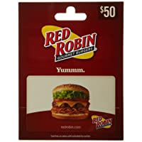 $50 Red Robin Gift Card