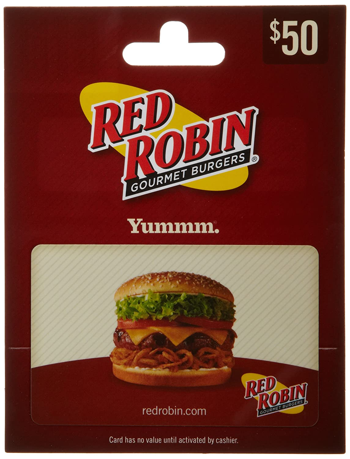 amazon com red robin gift card 25 gift cards