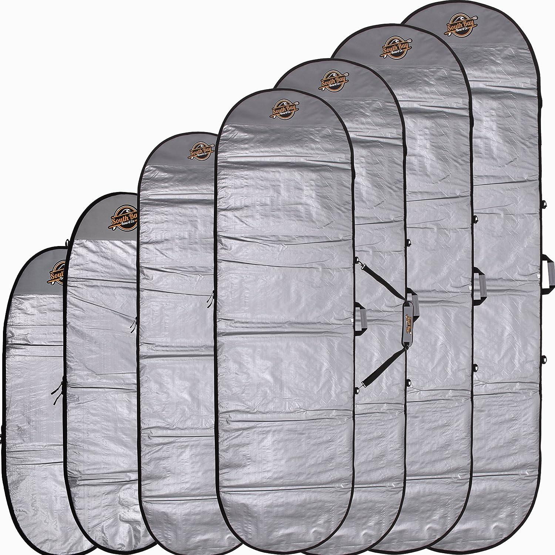 SBBC - サーフボードバッグ&パドルボードバッグ - | Heleボードバッグ || - サーフバッグサーフボードカバー (5フィート、6フィート、7フィート、8フィート、9フィート、10フィート、11フィートデイボードバッグ) 10.0 フィート  B07D95J22J