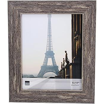 Amazon.com - 8x10 Picture Frames -Signature Barnwood Reclaimed Wood ...