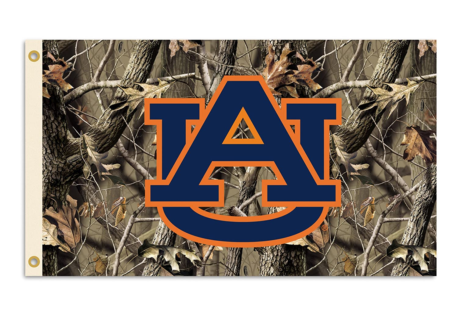 Amazon.com : NCAA Auburn Tigers 3-by-5 Foot Flag with Grommets ...