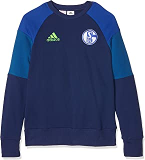 adidas Kinder Schalke 04 Hose, Dark Bold Blue, 128: Amazon