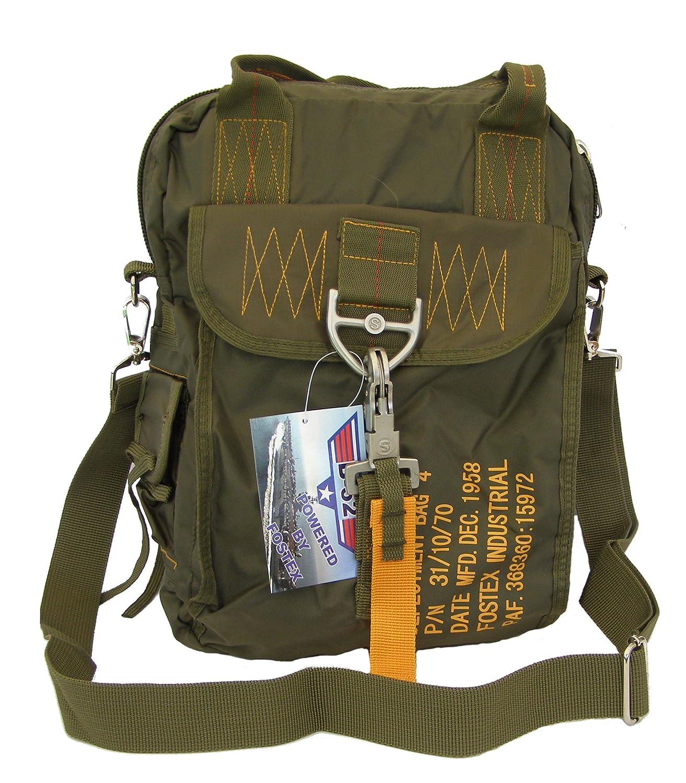 Borsa PARA BAG 4 - paracadutisti style con moschettone a sgancio rapido SBB