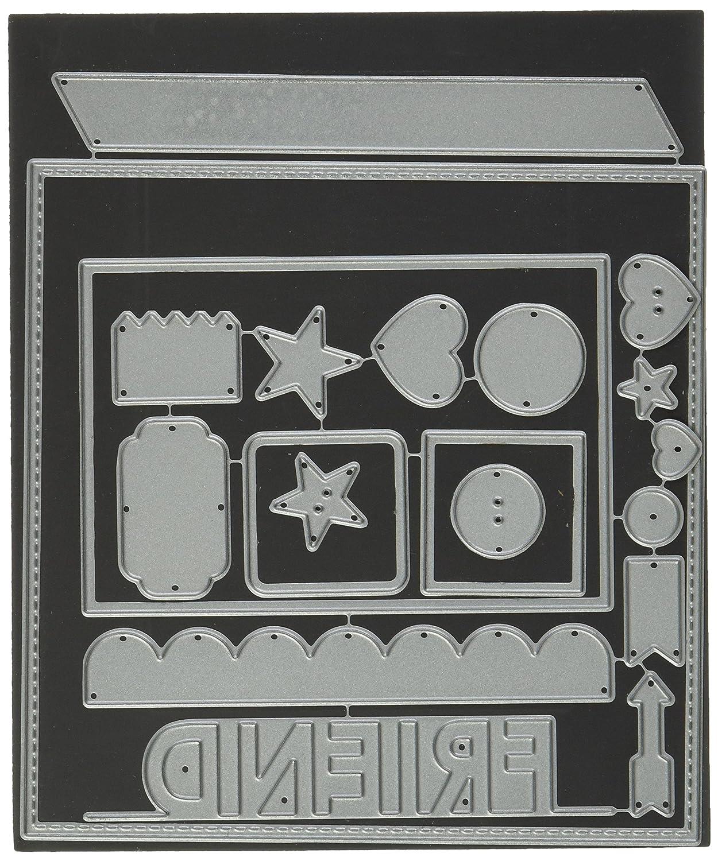Die-Namics Blueprints Dies-#8, .375