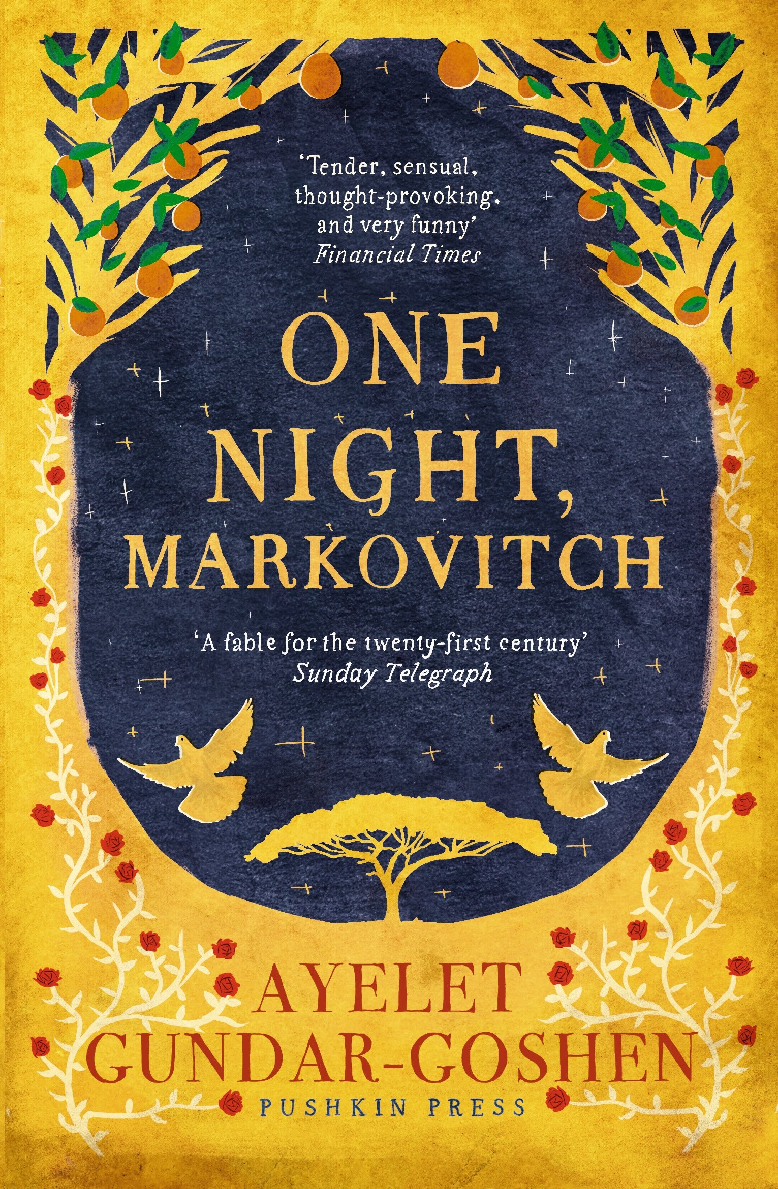 One Night Markovitch (English Edition)