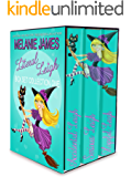 Literal Leigh Romance Diaries Collection One: A Paranormal Romantic Comedy (Literal Leigh Boxed Set Book 1)