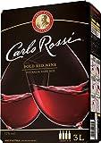 【世界約60カ国で販売されるワールドワイドブランド】カルロ ロッシ ダーク 3L (バッグインボックス)[赤ワイン/辛口/フルボディ/1本]