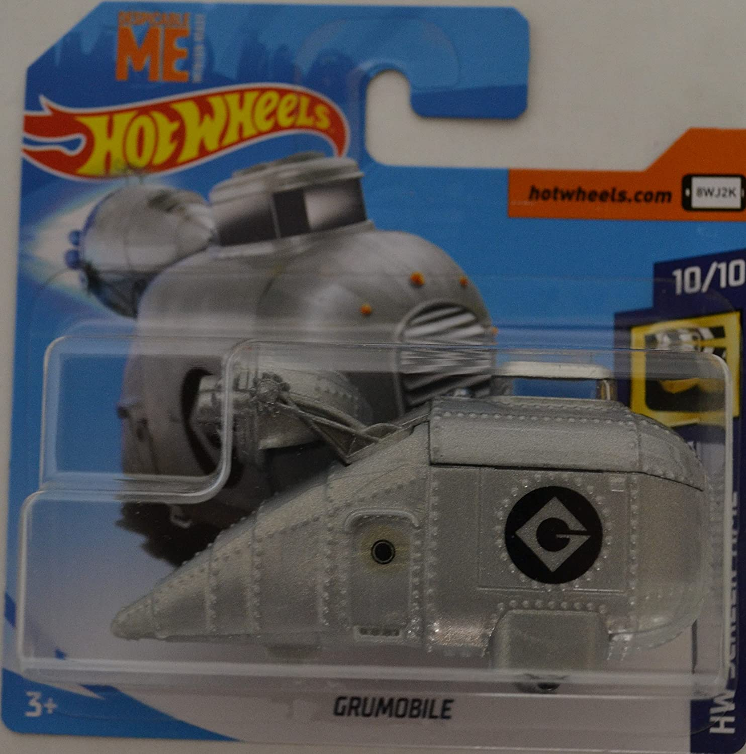 Hot Wheels 2018 grumobile #hw screen time # 296//365 neu/&ovp