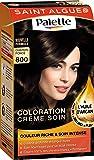 Saint Algue - Palette - Coloration Permanente - Châtain foncé 800