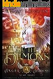 All The Demons: A Paranormal Academy Reverse Harem Romance (Angel Academy Book 3)