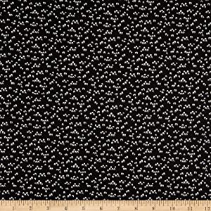 Andover Sleepy Hollow Ghosts Black Fabric by the Yard