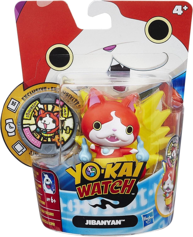 Hasbro Yo-Kai Watch B5938EL5 – Juguete de Juguete para coleccionar Jibanyan