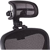 Headrest for Herman Miller Aeron Chair - H3 Carbon by Engineered Now