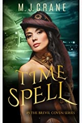 Time Spell (The Brevil Coven Series Book 5) Kindle Edition