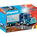 Playmobil 22-Piece Big Rig Building Set