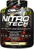 Muscletech Nitrtotech Perfomace 3.97 Lbs(1.80 kg) ,Vanilla