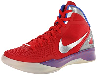 buy popular 605eb 6a8ab Nike Zoom Hyperdunk 2011 Supreme Mens Basketball Shoes 469776-601 Sport Red  9 M US