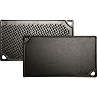 Lodge LDP3 Double Play Reversible Grill/Griddle