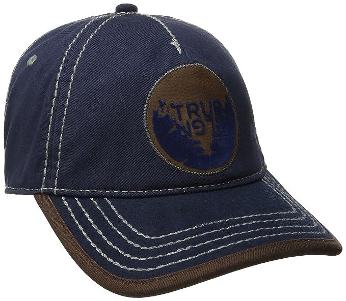 Amazon.com  True Religion Men s Full Moon Patch Baseball Cap 1eb41f42bc0a