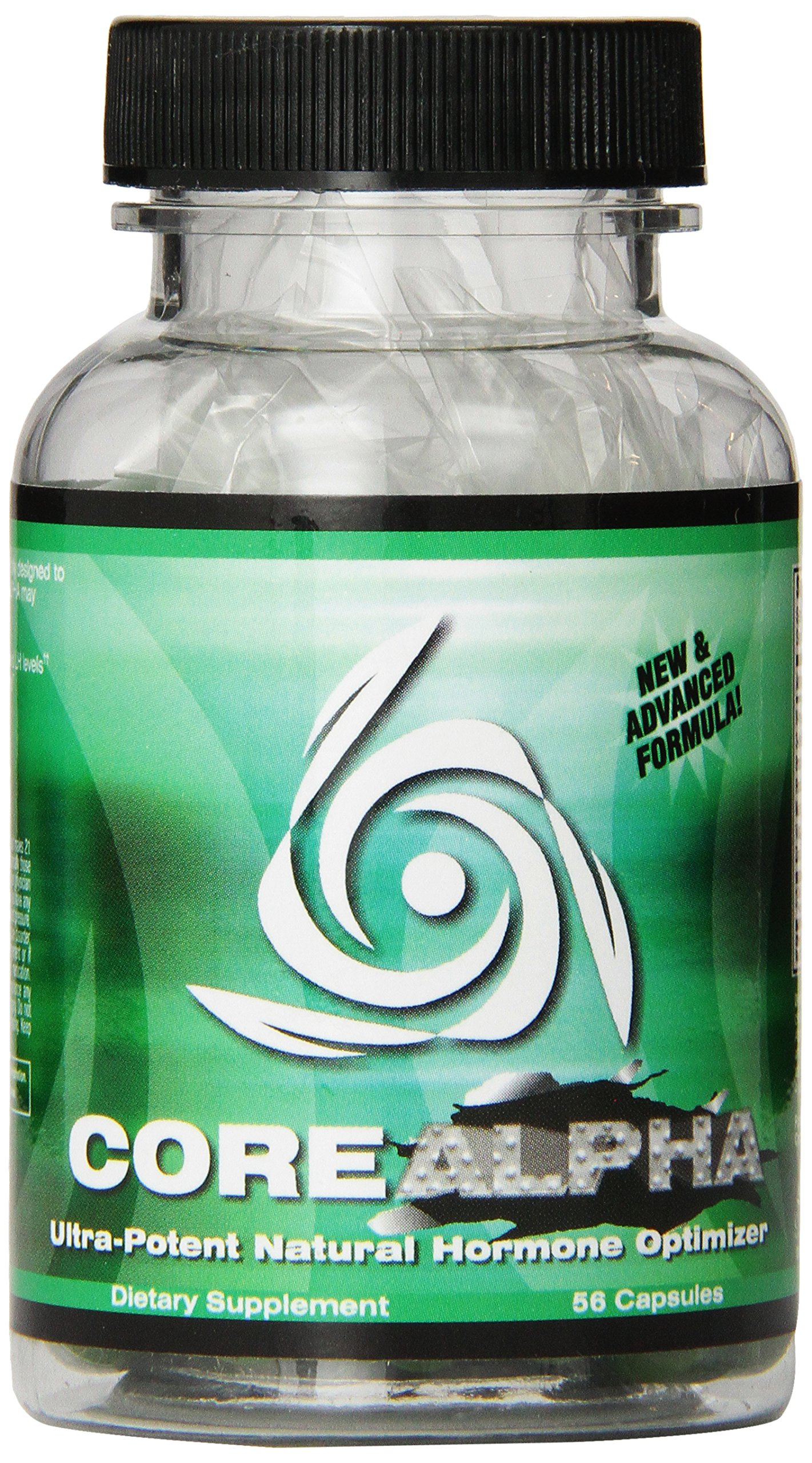 Core Nutritionals Alpha Dietary Supplement Capsules, 56 Count