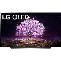 "LG OLED77C1PUB Alexa Built-in C1 Series 77"" 4K Smart OLED TV (2021)"