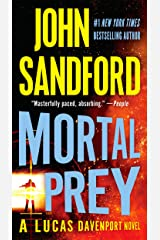 Mortal Prey (The Prey Series Book 13) Kindle Edition